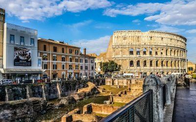 Rome een prachtige stad